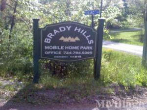 Photo of Brady Hills Mobile Home Community, Slippery Rock, PA