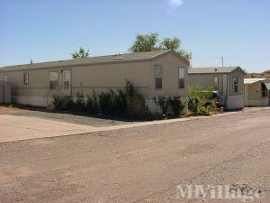Holbrook, AZ Senior Retirement Living Manufactured and