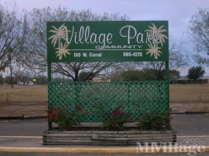 Photo Of Village Manufactured Home Community Kingsville TX