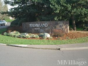 Photo of Meadowland Mobile Home Park, Portland, OR