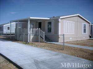 Photo Of Boulder Pointe Mobile Home Park Ridgecrest CA
